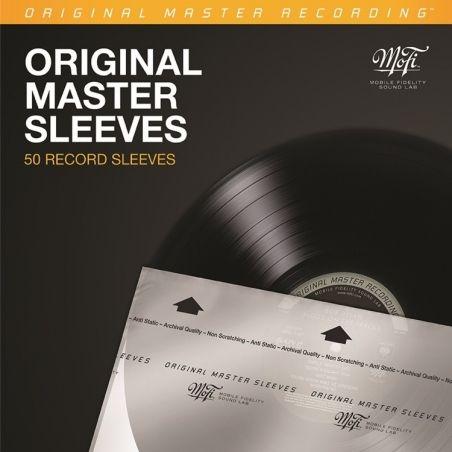 50 LP binnen hoezen Mobile Fidelity Master Sleeves MFSL