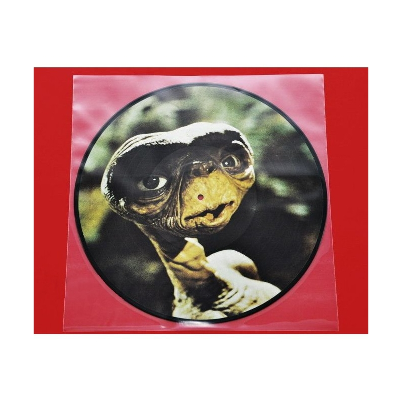 50 Plastic hoezen voor picture LP