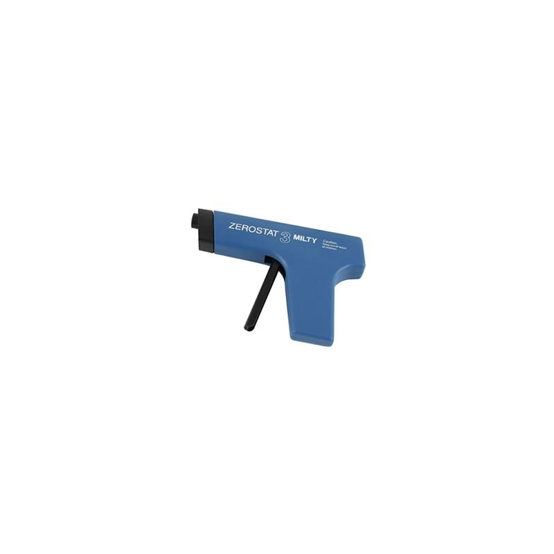 Milty ZeroStat 3 anti-static gun voor LPs