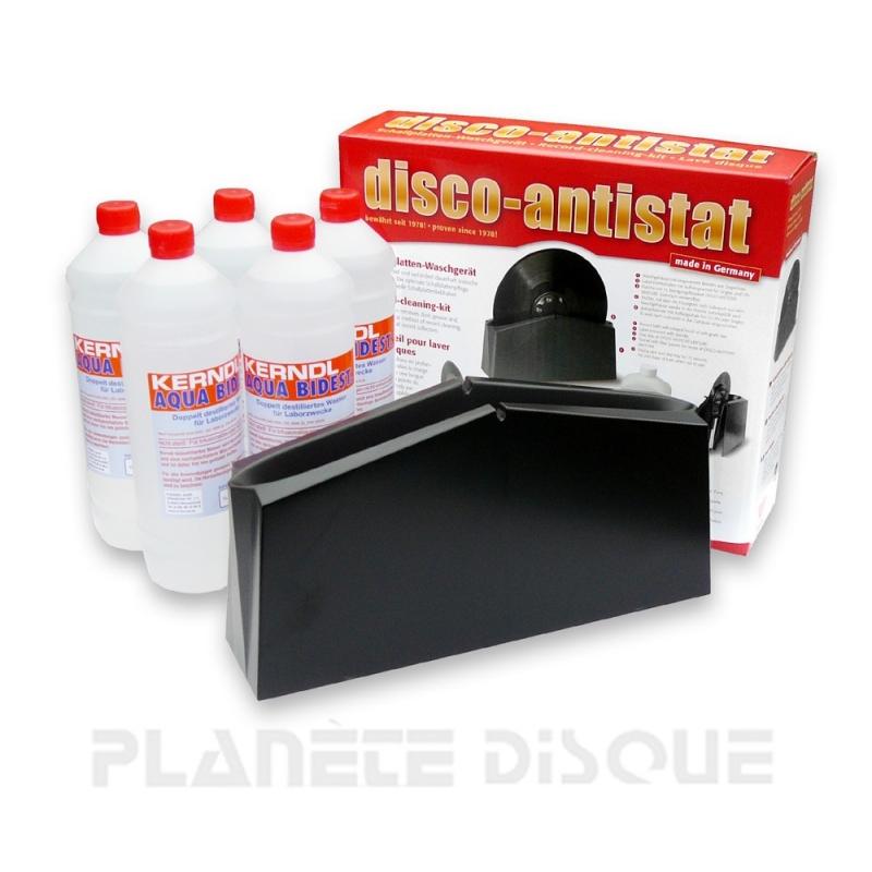 Knosti Disco-Antistat avec kit de rinçage