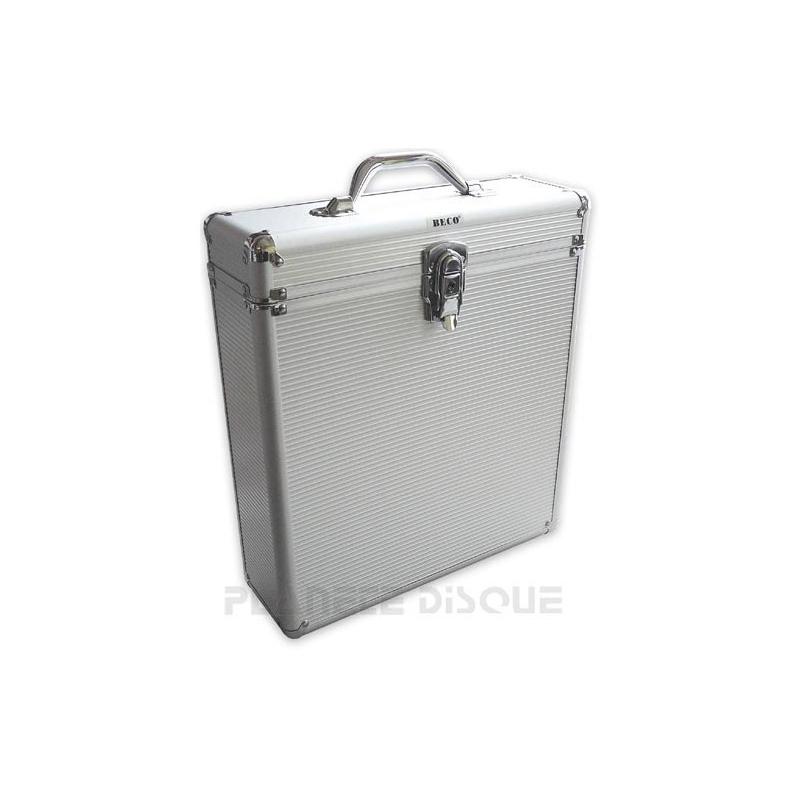 Koffer flight case voor 25 LPs