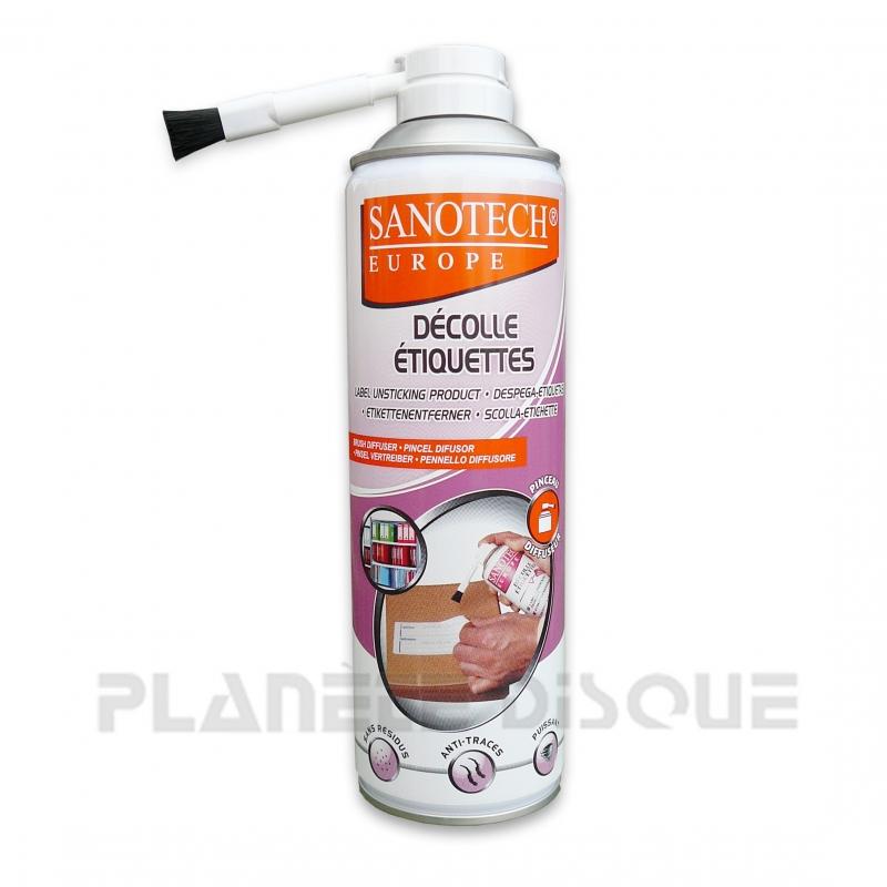 Sanotech décolle étiquettes 500 ml