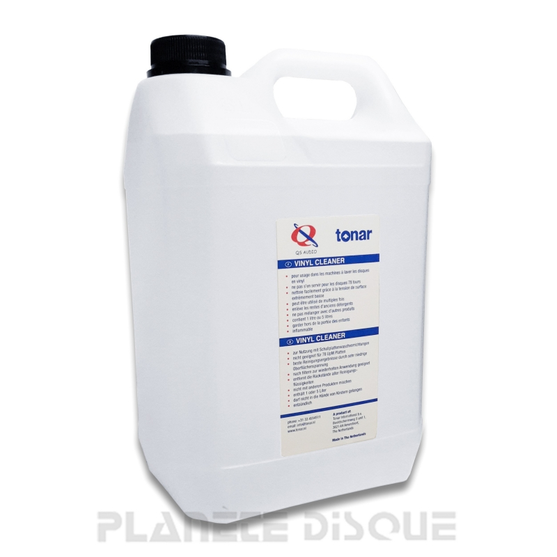 QS Audio Vinyl Cleaner 5L