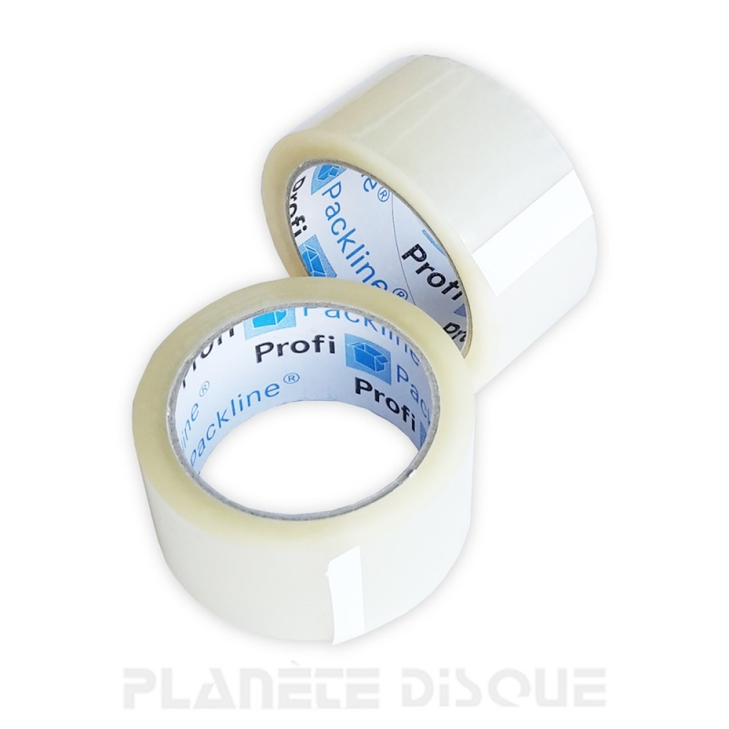 PP transparant verpakkingstape