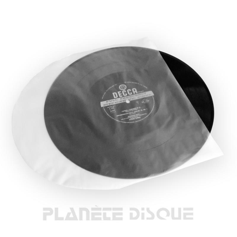 100 LP japanse binnen hoezen met afgeronde hoezen