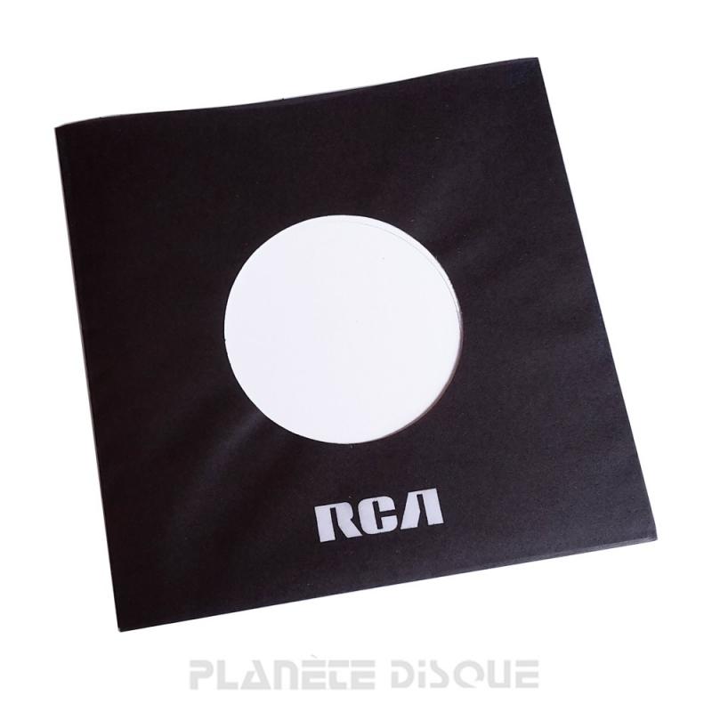 Pochette papier imitation 45T Polydor No 2