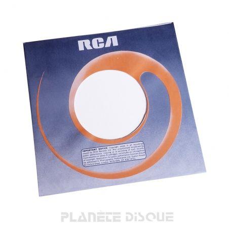 Hoes papier voor 45 toeren single (imitatie RCA No 2)