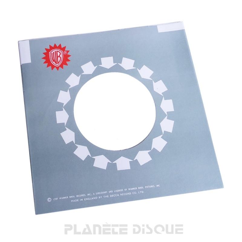 Pochette papier imitation 45T Vertigo