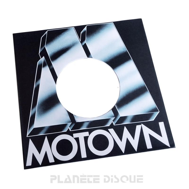 Hoes papier voor 45 toeren single (imitatie Motown No 1)