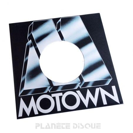 Pochette papier imitation 45T Motown No 1