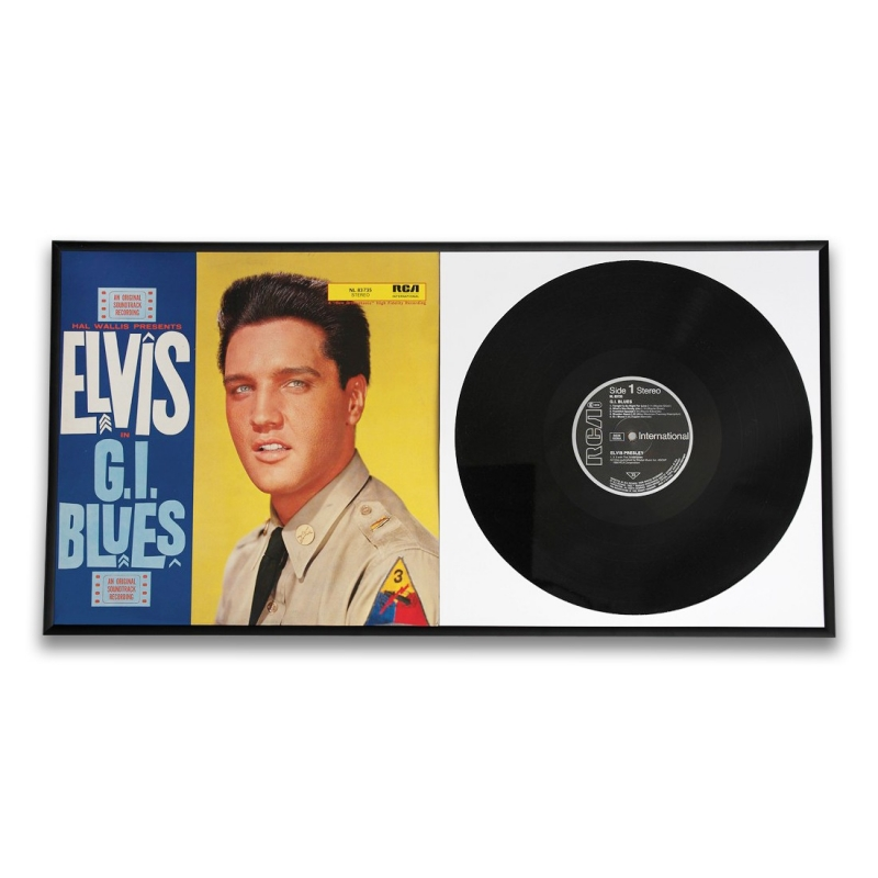 Wissellijst dubbel voor LP 12 inch