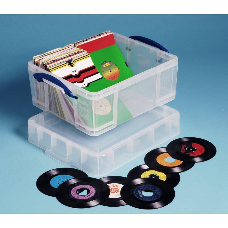 Really Useful Box 200 singles 45T