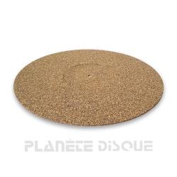 Tonar Cork/rubber mat draaitafelmat slipmat van kurk en rubber