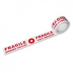 """PVC verpakkingstape """"FRAGILE"""""""