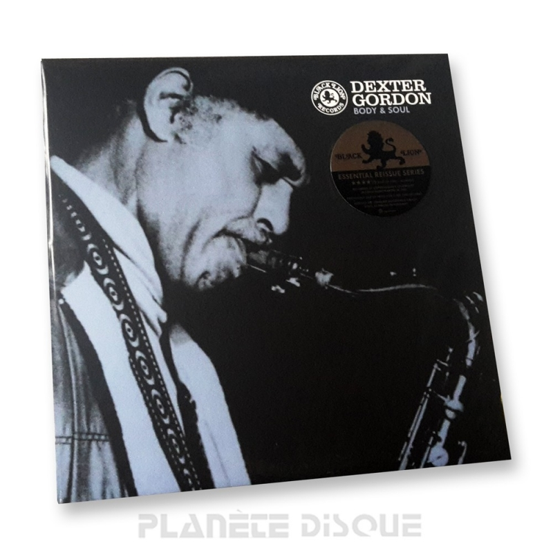 Dexter Gordon: Body & Soul LP ORGM 2066