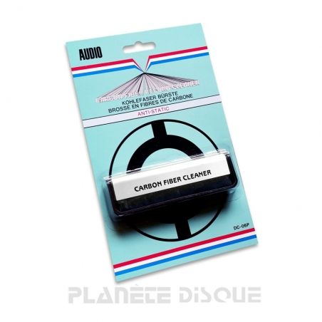 Brosse antistatique & nettoyant vinyle DOS DC-05P