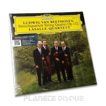 Beethoven: String Quartet, Op. 132 LasalleSpeakers Corner LP DGG 2530 728