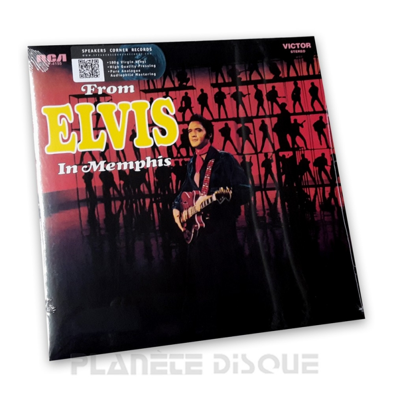 Elvis Presley: From Elvis In Memphis Speakers Corner LP RCA LSP-4155