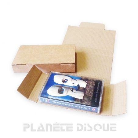 Verzenddoos voor cassettedoosje