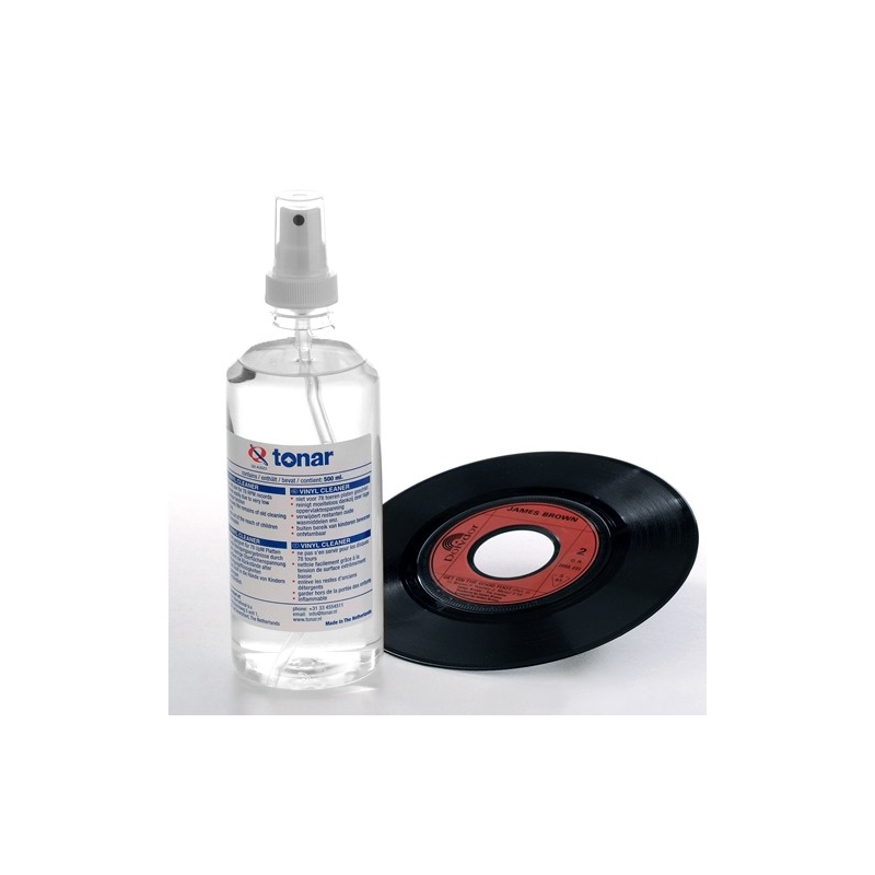 QS Audio Vinyl Cleaner vaporisateur 500 ml