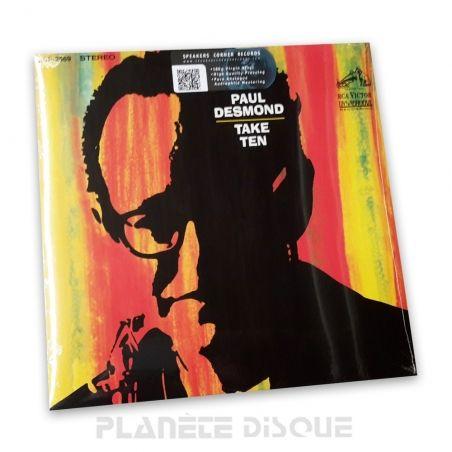 Paul Desmond: Take Ten Speakers Corner LP RCA LSP-2569