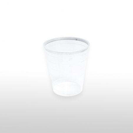 Mesurette plastique 30 ml