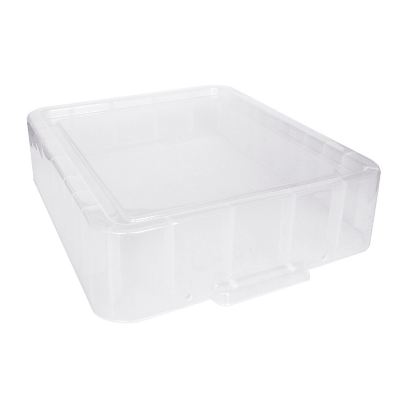 Couvercle de remplacement Really Useful Box 35 litre XXL transparant