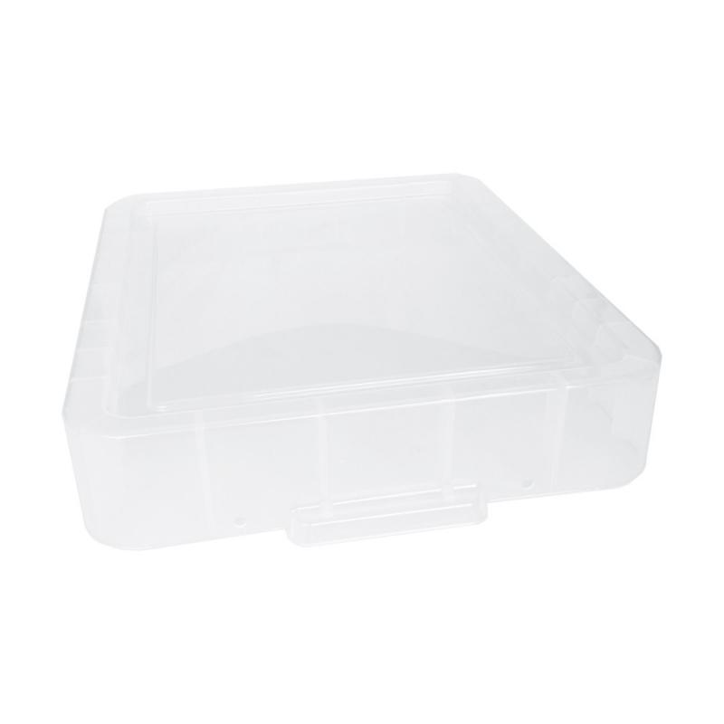 Couvercle de remplacement Really Useful Box 35 litre XL transparent