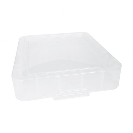 Couvercle de remplacement Really Useful Box 35 litre XL transparent