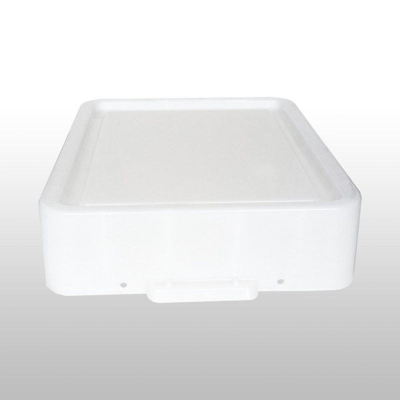 Couvercle de remplacement Really Useful Box 35 litre XXL White Strong