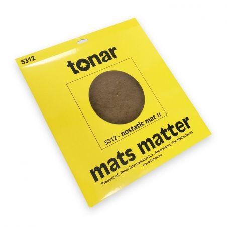 Tonar couvre-plateau Nostatic Mat II