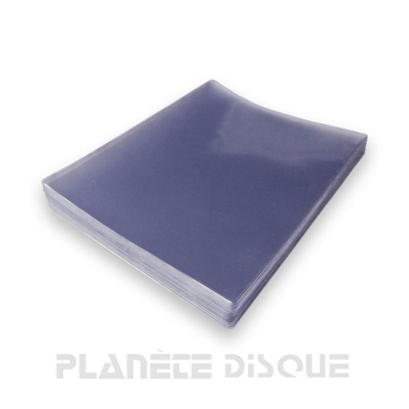 Beschermhoes PVC voor DVD en artwork zonder doosje