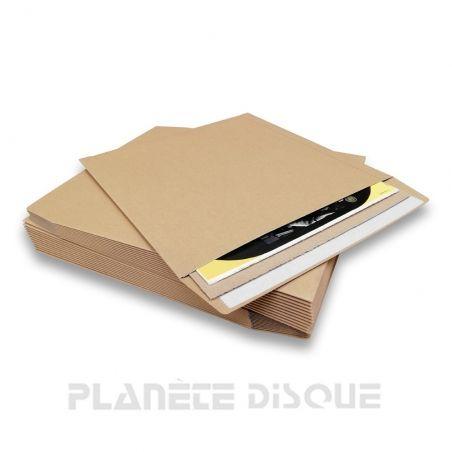 25 Enveloppes expédition 25 CM / 10 inch vinyle