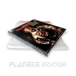 25 Pochettes protection vinyle 33T coffret refermables PP no. 2