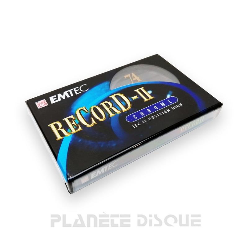 TDK Brilliant Audio Tape K7 Cassette Audio 90 minutes