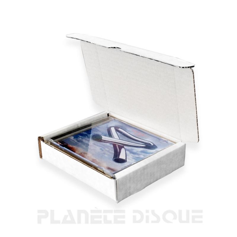 25 Cartons expédition 3 CD