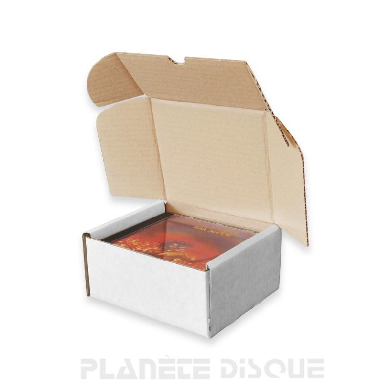 25 Cartons expédition 6 CD