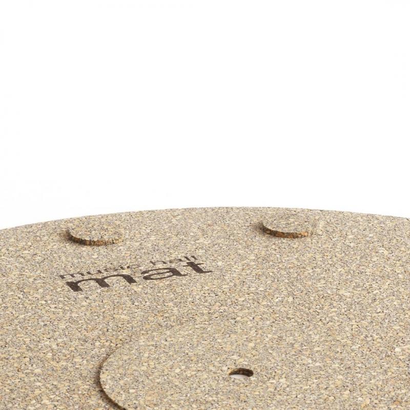 Tonar pure Cork mat draaitafelmat slipmat van kurk