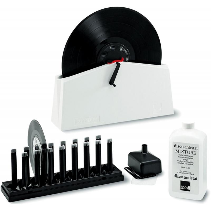 Knosti Disco-Antistat appareil pour laver vinyles Génération II